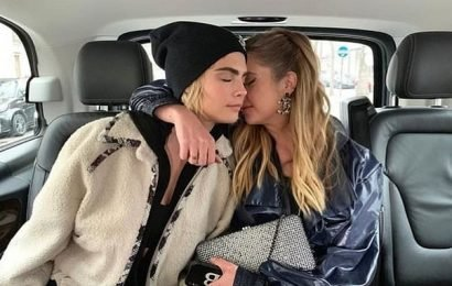 Cara Delevingne 'MARRIES' girlfriend Ashley Benson
