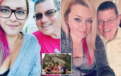 Mother, 30, insists relationship with husband, 55, 'is like any other'