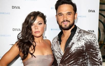 Corrie's Faye Brookes and Gareth Gates 'split and call off engagement'