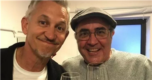 Danny Baker to record new podcast with Gary Lineker weeks after racism row