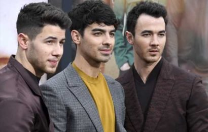 The Jonas Brothers' 2019 TCAs Speech Included An Emotional Walk Down Memory Lane