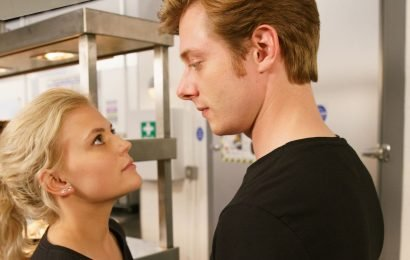 Corrie's Sinead spots spark between Daniel and Bethany ahead of 'affair' plot