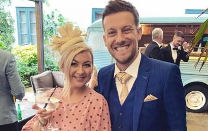 New Strictly contestant Chris Ramsey's wife jokes show curse has already kicked in as he fails to call her after announcement