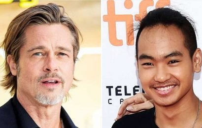 Brad Pitt Learned of Maddox's College Plans Right Before News Went Public