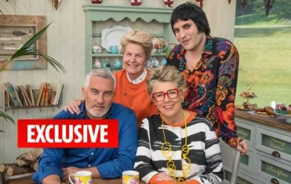 Paul Hollywood's Great British Bake Off co-stars warned him for months his romance was heading for disaster – The Sun