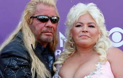 Dog the Bounty Hunter 'coming for thieves who insulted his late wife's memory'