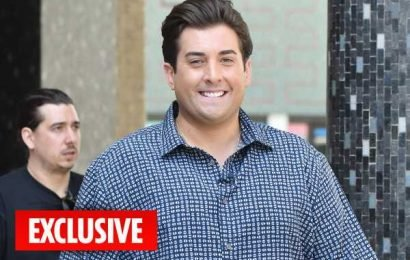 Ex-Towie star James Argent asks heavyweight boxer Tyson Fury for help shedding weight – The Sun