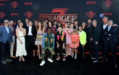 Does The Cast Of 'Stranger Things' Do Their Own Stunts?