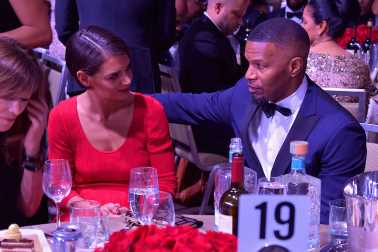 Why Fans Think Jamie Foxx and Katie Holmes Have Split or Are On a Break