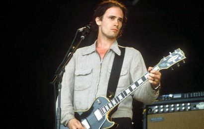 Hear Jeff Buckley's Aching Rarity 'Sky Blue Skin'