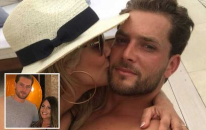 Caroline Flack 'knows new man just has eyes for her' after his ex says she is just a rebound