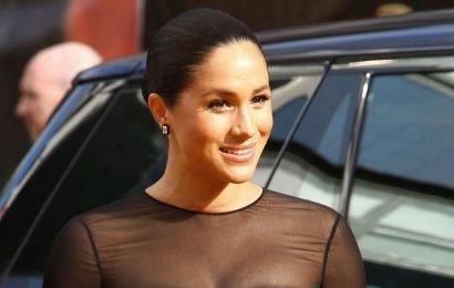 LOL! 'Suits' Makes Hilarious Joke About Duchess Meghan