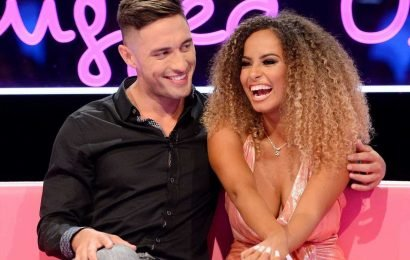 Love Island winner Amber admits she wants to move to Ireland to be with Greg