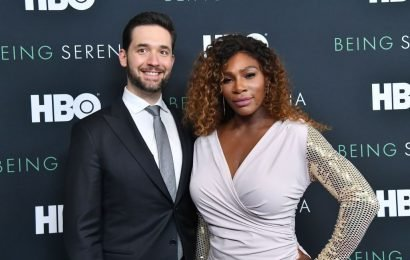Serena Williams' Husband Recently Wrote An Op-Ed With a Message to New Dads