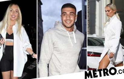 Tommy Fury parties with ex while Molly-Mae Hague lives her best life in LA