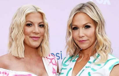 Tori Spelling Hasn't Been Asked to Join 'RHOBH' — But Jennie Garth Has!