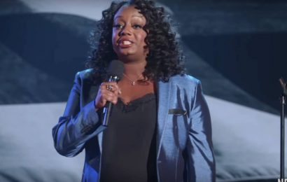 Comedian Tracey Ashley gives hilarious glimpse into interracial marriage on Tiffany Haddish Presents: They Ready