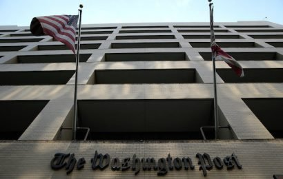 Washington Post Editor 'Embarassed' About Story's 579-Word Correction