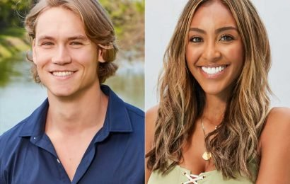 Bachelor in Paradise: John Paul Jones Makes a Move on Tayshia, Says He Could See Her as His Wife