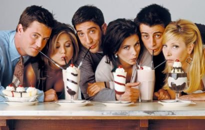 'Friends' Will Be There For You On the Big Screen for a Three-Night 25th Anniversary Fathom Event