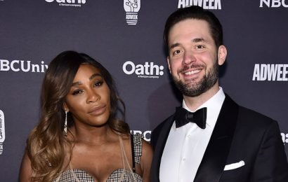 Did Alexis Ohanian Troll Serena Williams's Opponent at the U.S. Open Last Night?