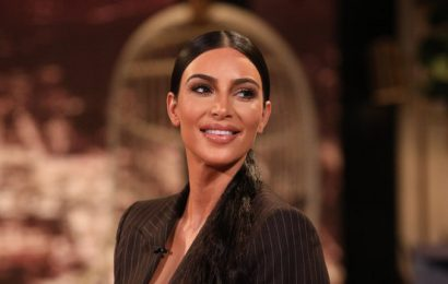 "Kim Kardashian Renamed Her Shapewear Collection After the ""Kimono"" Backlash"