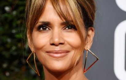 Halle Berry Just Freed the Nipple in the Most Epic Birthday Celebration Post