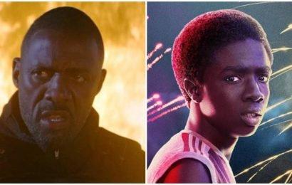 Idris Elba, Caleb McLaughlin Starring in 'Concrete Cowboys'