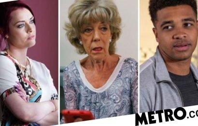 Deaths in Corrie and EastEnders, Emmerdale rage and 7 more spoilers