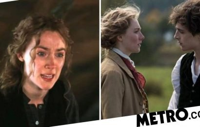 Timothee Chalamet and Saoirse Ronan are 'bonfire of chemistry' in Little Women