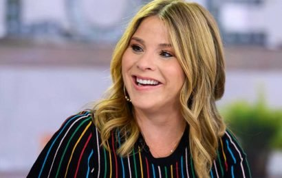 Jenna Bush Hager welcomes baby boy with husband Henry