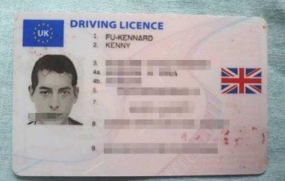 Man denied passport because of 'vulgar' last name
