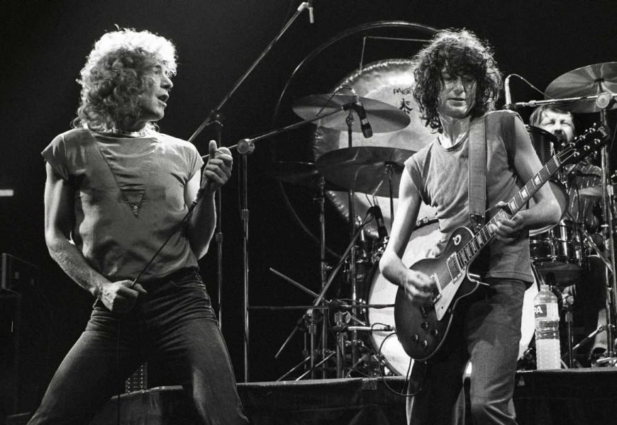 Flashback: Led Zeppelin Return to the Stage Ahead of Their Final LP