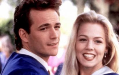 The 'Beverly Hills 90210' Reboot Honored Luke Perry in the Most Loving Way