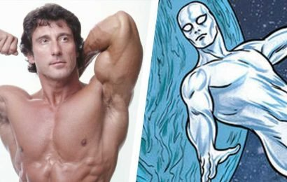 Inside the Failed 'Fantastic Four' Movie Starring Bodybuilder Frank Zane