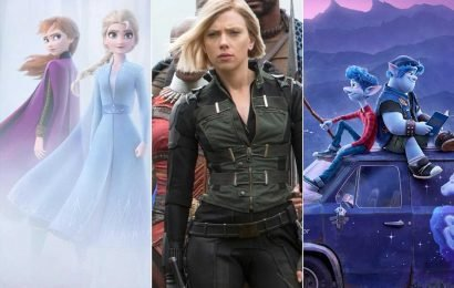 Here are all the release dates for upcoming Disney Studios films