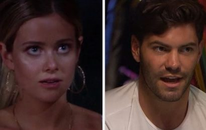 """15 Tweets About The Hannah G./Dylan/Blake Drama On """"Bachelor In Paradise"""""""