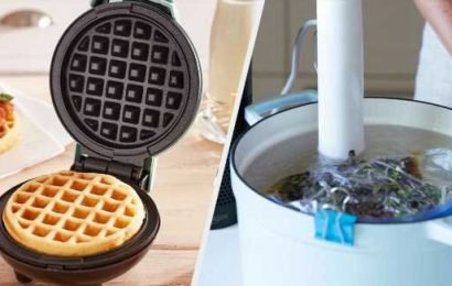 31 Small Kitchen Appliances You Can Get On Amazon That Reviewers Love