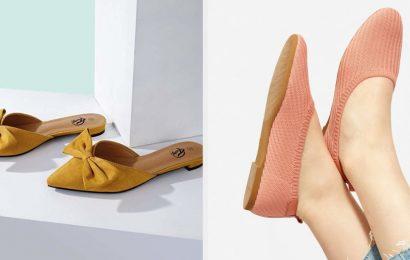 20 Stylish Flats That Won't Pinch Your Feet