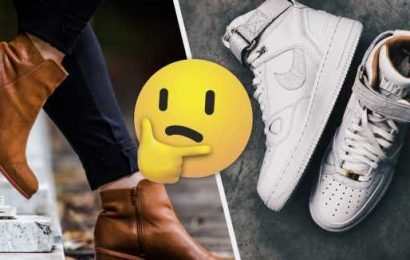 It's Time To Find Out Which Type Of Shoe You Really Are