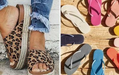 I Guarantee You Will Find Your New Favorite Pair Of Sandals In This Post