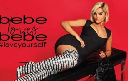 Bebe Rexha Partners With Bebe for New Self-Love Campaign