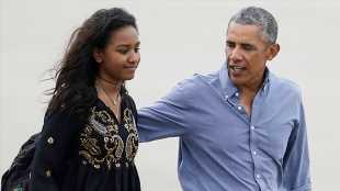 Sasha Obama Reportedly Attending University Of Michigan — Students Spot Her At Orientation