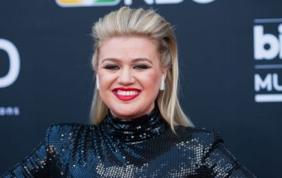 Kelly Clarkson shares video from the set of her new talk show: will you watch?