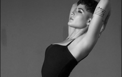 Halsey Stars In Campaign Celebrating DKNY's 30th Birthday