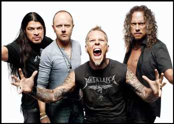 Woman Blasts Metallica To Scare Away Wild Cougar