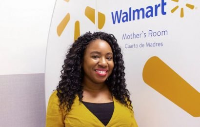 Inspired by an employee, Walmart puts breastfeeding pods in some stores