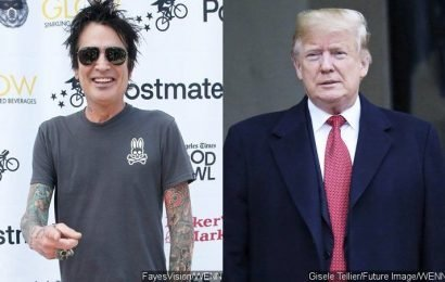 Tommy Lee Lashes Out at Donald Trump Supporters Telling Him to 'Stick to Drums'