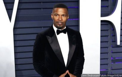 Jamie Foxx Spending a Night With Mystery Blonde – Cheating on Katie Holmes?