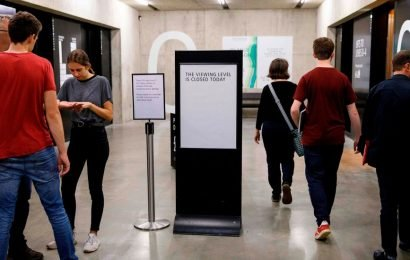 Attempted Murder Charge Over Boy Pushed From Tate Modern Balcony